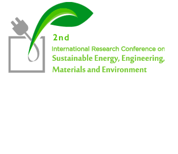 2nd International Research Conference on Sustainable Energy, Engineering, Materials and Environment