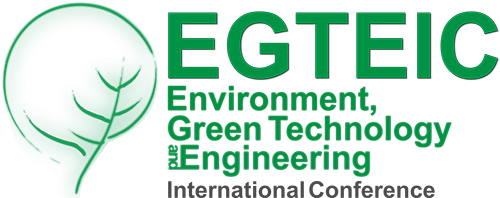 Environment, Green Technology and Engineering International Conference (EGTEIC)
