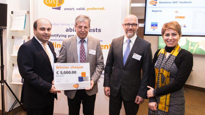Wissenschaftler der Universität Siegen gewinnen Theta-Innovationspreis 2015