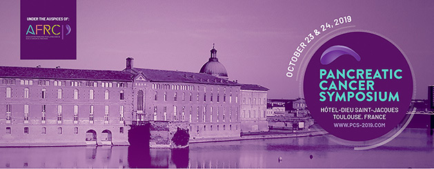PANCREATIC CANCER SYMPOSIUM, Toulouse, France, October 2019